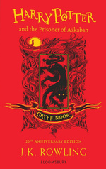 Harry Potter: 20th Anniversary Edition (TPB) nr. 3: Harry Potter and the Prisoner of Azkaban (Gryffindor Edition) (Rowling, J. K.)