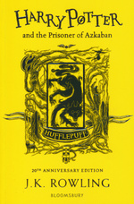 Harry Potter: 20th Anniversary Edition (TPB) nr. 3: Harry Potter and the Prisoner of Azkaban (Hufflepuff Edition) (Rowling, J. K.)