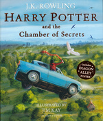 Harry Potter Illustrated Edition (TPB) nr. 2: Harry Potter and the Chamber of Secrets (Ill. Jim Kay) (Rowling, J. K.)