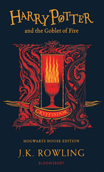 Harry Potter: Hogwarts House Edition (TPB) nr. 4: Harry Potter and the Goblet of Fire (Gryffindor) (Rowling, J. K.)