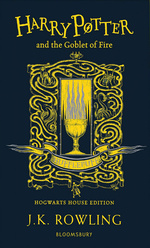 Harry Potter: Hogwarts House Edition (TPB) nr. 4: Harry Potter and the Goblet of Fire (Hufflepuff) (Rowling, J. K.)