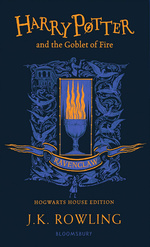 Harry Potter: Hogwarts House Edition (TPB) nr. 4: Harry Potter and the Goblet of Fire (Ravenclaw) (Rowling, J. K.)