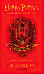 Harry Potter: Hogwarts House Edition (TPB) nr. 5: Harry Potter and the Order of the Phoenix (Gryffindor) (Rowling, J. K.)