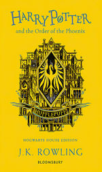 Harry Potter: Hogwarts House Edition (TPB) nr. 5: Harry Potter and the Order of the Phoenix (Hufflepuff) (Rowling, J. K.)