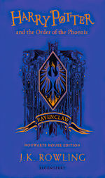 Harry Potter: Hogwarts House Edition (TPB) nr. 5: Harry Potter and the Order of the Phoenix (Ravenclaw) (Rowling, J. K.)