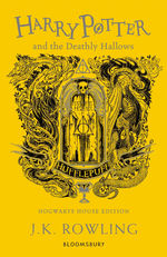 Harry Potter: Hogwarts House Edition (TPB) nr. 7: Harry Potter and the Deathly Hallows (Hufflepuff) (Rowling, J. K.)