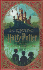 Harry Potter MinaLima Edition (HC) nr. 1: Harry Potter and the Philosopher's Stone: Designed & Illustrated by MinaLima (Rowling, J. K.)