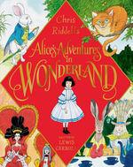 Alice's Adventures in Wonderland (Ill. Chris Riddell) (HC) (Caroll, Lewis & Riddell, Chris)