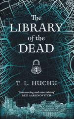 Edinburgh Nights (HC) nr. 1: Library of the Dead, The (Huchu, T. L.)
