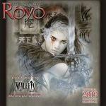 nr. 2019: Fantasy Art of Royo 2019 Wall Calendar (Royo, Luis)