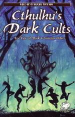 Call of Cthulhu Fiction (TPB)Cthulhu's Dark Cults: Ten Tales of Dark & Secretive Orders  - TILBUD (så længe lager haves, der tages forbehold for udsolgte varer) (Lovecraft, H.P & Andre.)