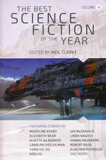 Best Science Fiction of the Year, The (TPB) nr. 4: Best Science Fiction of the Year, The: Volume Four (Clarke, Neil (Ed.))