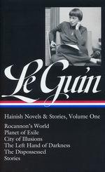 Hainish Cycle (HC) nr. 1: Hainish Novels & Stories, Volume One (Le Guin, Ursula K.)