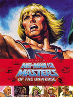 Art of He Man and the Masters of the Universe, The (HC) (Art Book) (Dark Horse)