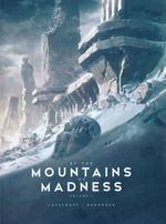 At the Mountains of Madness, Vol. 1  (Ill. Af François Baranger) (HC) (Lovecraft, H.P.)