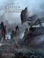 Game of Thrones (HC)Game of Thrones: The Art of Game of Thrones, the Official Book of Design From Season 1 to 8 (Art Book)  - TILBUD (så længe lager haves, der tages forbehold for udsolgte varer) (Revenson, Jody & Riley, Deborah)