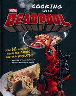 Marvel Comics: Cooking With Deadpool (HC) (Campbell, Scott)