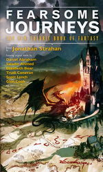 New Solais Book of Fantasy nr. 1: Fearsome Journeys (Strahan, Jonathan (Ed.))