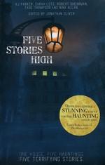 Five Stories High: One House, Five Hauntings, Five Chilling Stories (TPB) - TILBUD (så længe lager haves, der tages forbehold for udsolgte varer) (Oliver, Jonathan (Ed.))
