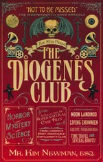 Diogenes Club Series, The (TPB) nr. 1: Man from the Diogenes Club, The (Newman, Kim)