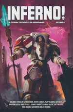 Tales From the Worlds of Warhammer (TPB) nr. 4: Inferno! Vol. 4 (Warhammer 40K)