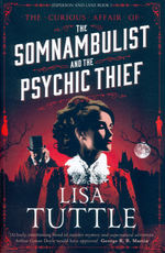 Jesperson and Lane (TPB) nr. 1: Somnambulist and the Psychic Thief, The (Tuttle, Lisa)