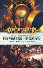 Age of Sigmar: The Realmgate Wars (TPB) nr. 3: Hammers of Sigmar (af Darius Hinks & C L Werner) (Warhammer)