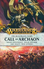 Age of Sigmar: The Realmgate Wars (TPB) nr. 4: Call of Archaon (Warhammer)