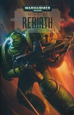Circle of Fire, The (TPB) nr. 1: Rebirth (af Nick Kyme) (Warhammer 40K)