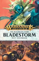 Age of Sigmar: The Realmgate Wars (TPB) nr. 8: Bladestorm (af Matt Westbrook) (Warhammer)