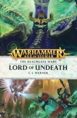Age of Sigmar: The Realmgate Wars (TPB) nr. 10: Lord of Undeath (af C L Werner) (Warhammer)