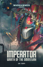 Adeptus Mechanicus: Adeptus Titanicus (TPB)Imperator: Wrath of the Omnissiah (af Gav Thorpe) (TPB) (Warhammer 40K)