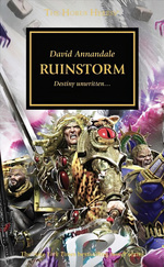 Horus Heresy, The nr. 46: Ruinstorm: Destiny Unwritten... (af David Annandale) (Warhammer 40K)