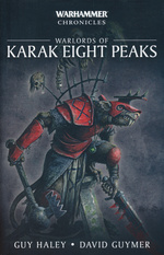 Heroes Omnibus (TPB)Warlords of Karak Eight Peaks (af Guy Haley & David Guymer) (Warhammer)