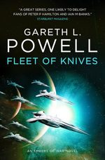Embers of War (TPB) nr. 2: Fleet of Knives (Powell, Gareth L.)