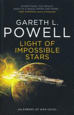 Embers of War (TPB) nr. 3: Light of Impossible Stars (Powell, Gareth L.)