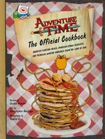 Adventure Time (HC)Adventure time: The Official Cookbook (Hastings, Christopher & Grosser, Jordan)