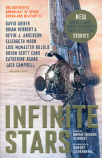 Infinite Stars (TPB) nr. 1: Infinite Stars (Schmidt, Bryan Thomas (Ed.))