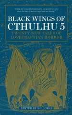 Black Wings of Cthulhu (TPB) nr. 5: Black Wings of Cthulhu: Twenty New Tales of Lovecraftian Horror (Lovecraft, H.P & Andre.)