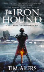 Hallowed War, The nr. 2: Iron Hound, The (Akers, Tim)