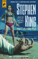 Hard Case Crime (TPB)Colorado Kid, The (New Illustrated Edition) (King, Stephen)