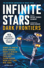 Infinite Stars (TPB) nr. 2: Dark Frontiers (Schmidt, Bryan Thomas (Ed.))