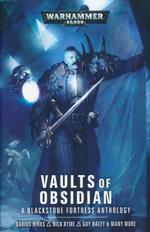 Blackstone Fortress (TPB)Vaults of Obsidian: A Blackstone Fortress Anthology (af Darius Hinks) (Warhammer 40K)