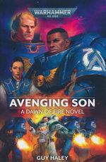 Dawn of Fire (TPB) nr. 1: Avenging Son (af Guy Haley) (Warhammer 40K)