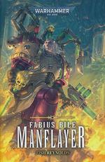 Fabius Bile (TPB) nr. 3: Manflayer (af Josh Raynolds) (Warhammer 40K)