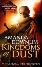 Necromancer Chronicles nr. 3: Kingdoms of Dust - TILBUD (så længe lager haves, der tages forbehold for udsolgte varer) (Downum, Amanda)
