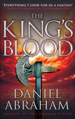 Dagger and the Coin, The (TPB) nr. 2: King's Blood, The (Abraham, Daniel)