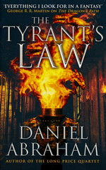 Dagger and the Coin, The (TPB) nr. 3: Tyrant's Law, The (Abraham, Daniel)