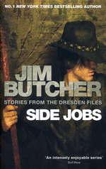 Dresden Files (TPB)Side Jobs (Butcher, Jim)
