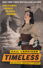 Parasol Protectorate (TPB) nr. 5: Timeless (Carriger, Gail)